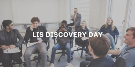 LIS Discovery Day - 21st September 2019 tickets