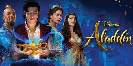 FamilienKINO: Aladdin Tickets