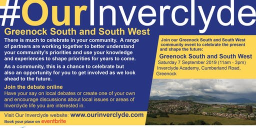 Greenock South & South West Locality Event