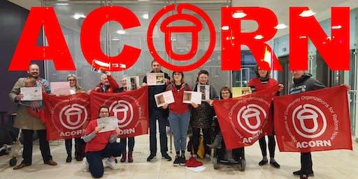 ACORN Community Organiser Training