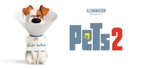 FamilienKINO: Pets 2 Tickets