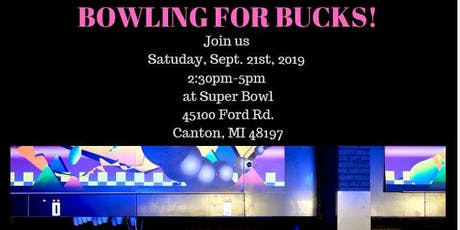 Bowling For Bucks!! tickets