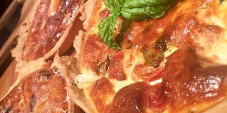 Torte Salate - Savory Pies for the Holidays tickets