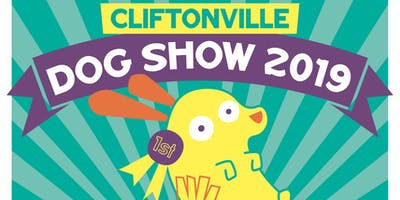 Cliftonville Dog Show @ Cliftonville Games 2019 31 August