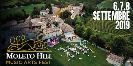 Moleto Hill Music Arts Fest biglietti