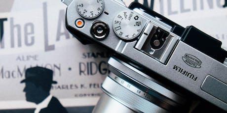 Fujifilm | One-to-one - Edinburgh tickets