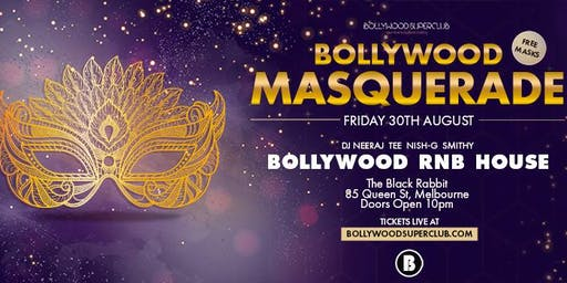 Bollywood Masquerade Party