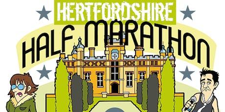 Hertfordshire Half Marathon 2019 for Carers UK tickets