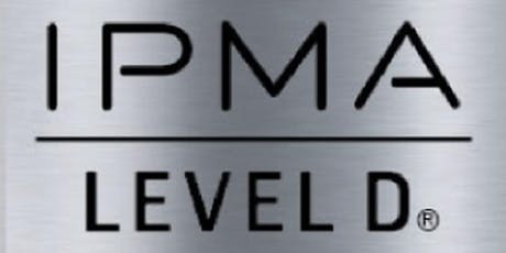IPMA – D 3 Days Virtual Live Training in Markham tickets