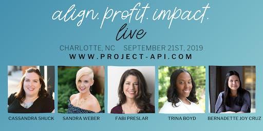 Align Profit Impact - LIVE