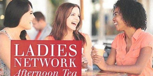 Ladies Network Afternoon Tea - Market Harborough