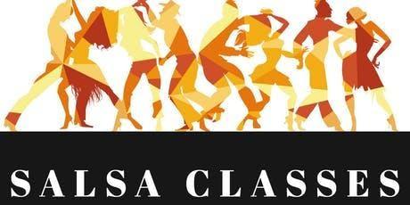 Beginners Salsa Class tickets