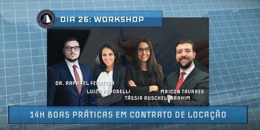 Workshop  Boas práticas em Contrato de Locação