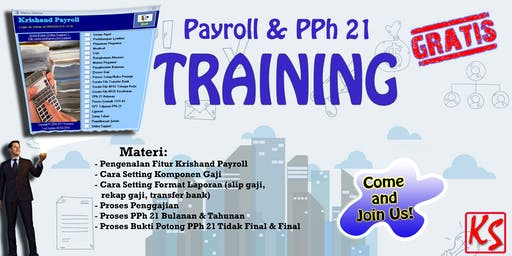 Training Krishand Payroll [Free]