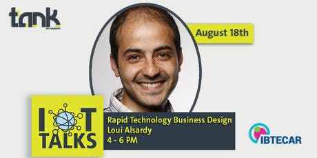 IoT Talk: Rapid Technology Business Design tickets