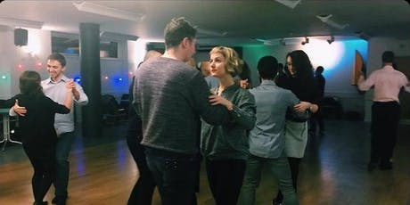 Beginner Tango Classes @ Euston + OFFER!!   tickets
