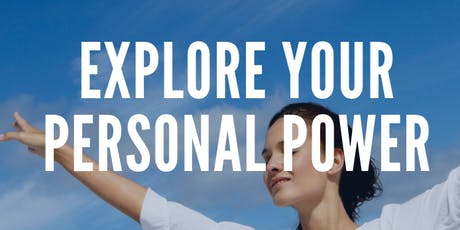 Own your Personal Power tickets