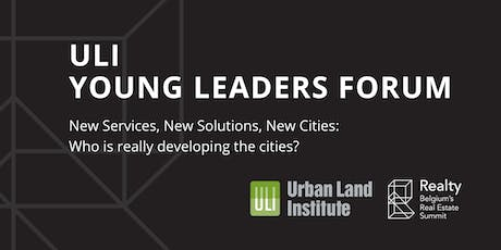 ULI Young Leaders Forum @ Realty tickets
