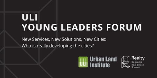 ULI Young Leaders Forum @ Realty