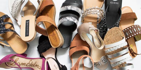 Shoes Pop-Up Sale CLOSING tickets
