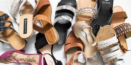 Shoes Pop-Up Sale CLOSING