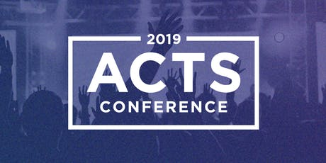 ACTS Conference Europe 2019 tickets