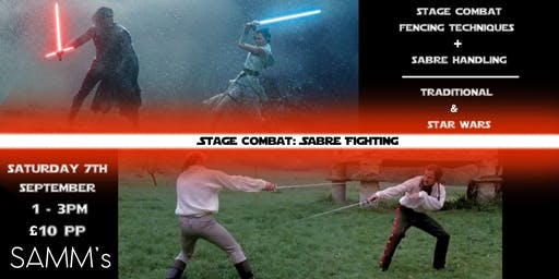 Stage Combat: Sabre Fighting