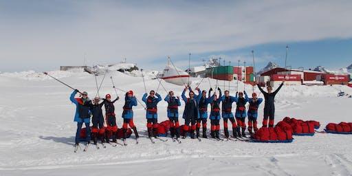 The Shackleton Polar Academy Event