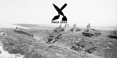 Postgraduate Conflict Archaeology Conference 2019