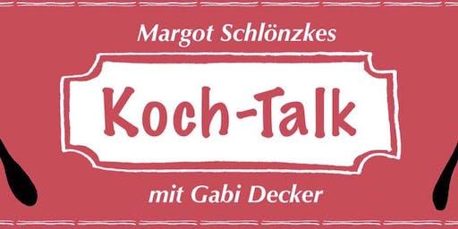 Margot Schlönzkes 50. Koch-Talk - Gast: Gabi Decker