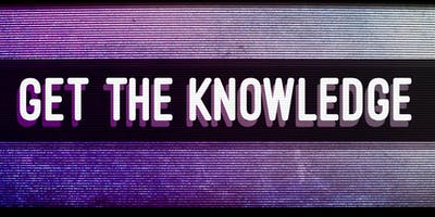 GET THE KNOWLEDGE - GLASGOW