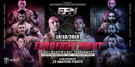 EFN - Manchester tickets