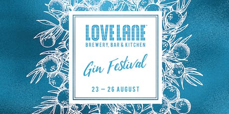 Love Lane Distillery Evening tickets