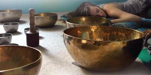 Tune In - Restorative Yoga & Himalayan Singing Bowls