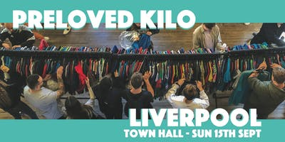 Liverpool Preloved Vintage Kilo