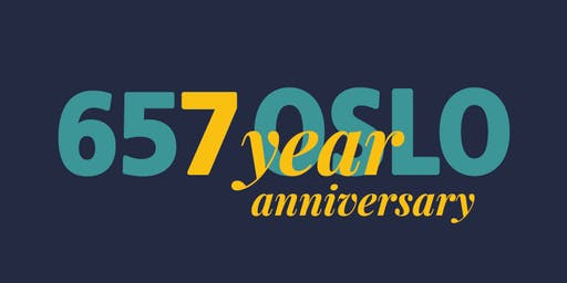 Double Anniversary & Afterwork at 657