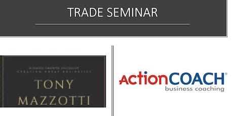 Trade Seminar tickets