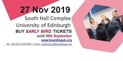 National Hoarding Conference Road Show, Edinburgh