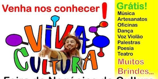 Feira de Negócios da Cultura - Viva Cultura!