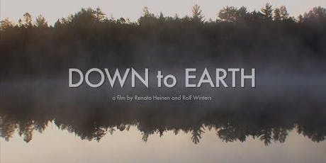 Down to Earth tickets