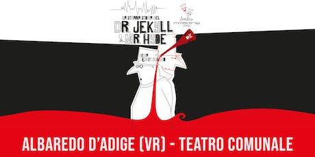 La strana storia del Dr. Jekyll & Mr. Hyde biglietti