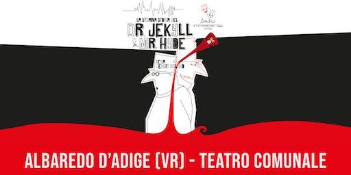 La strana storia del Dr. Jekyll & Mr. Hyde