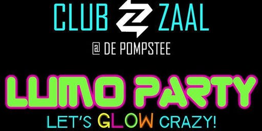 Club Zaal - Lumo Party !