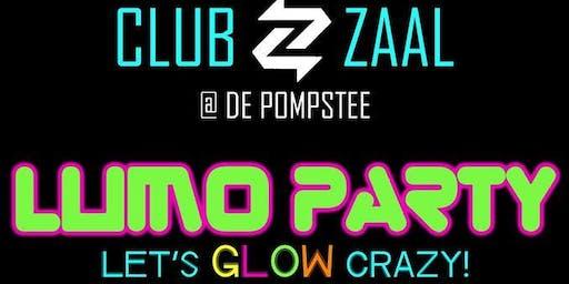Club Zaal - Lumo Party !