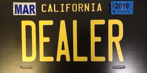 Dealer License Continuing Education Course - Anaheim