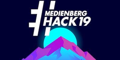 "#Medienberghack19 – VRM-Hackathon \""Smart Future\"""
