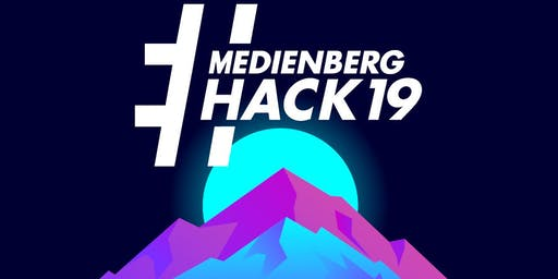 "#Medienberghack19 – VRM-Hackathon ""Smart Future"""