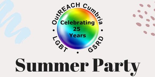 OutReach Cumbria Summer Party
