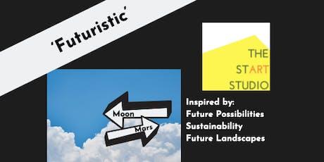 Futuristic Art Camp (All Day) tickets