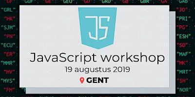 Workshop intro JavaScript